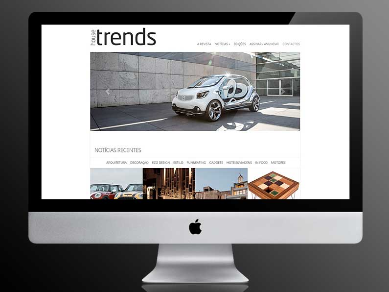 Website House Trends