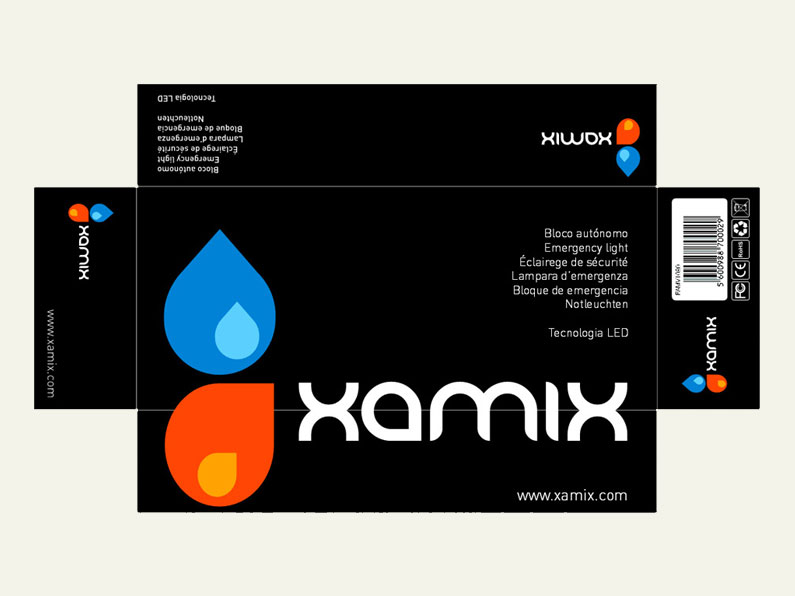 Packaging Xamix